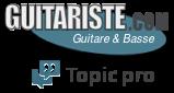 Suivez le Topic Pro sur le plus gros forum guitare de France